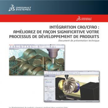 CAO/FAO : Optimisez le passage de la conception à la fabrication