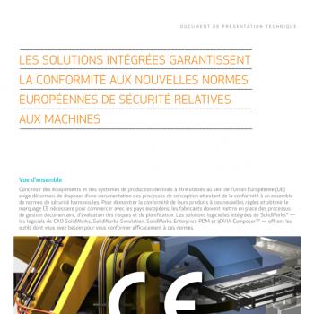 Se conformer aux normes Européennes avec SolidWorks