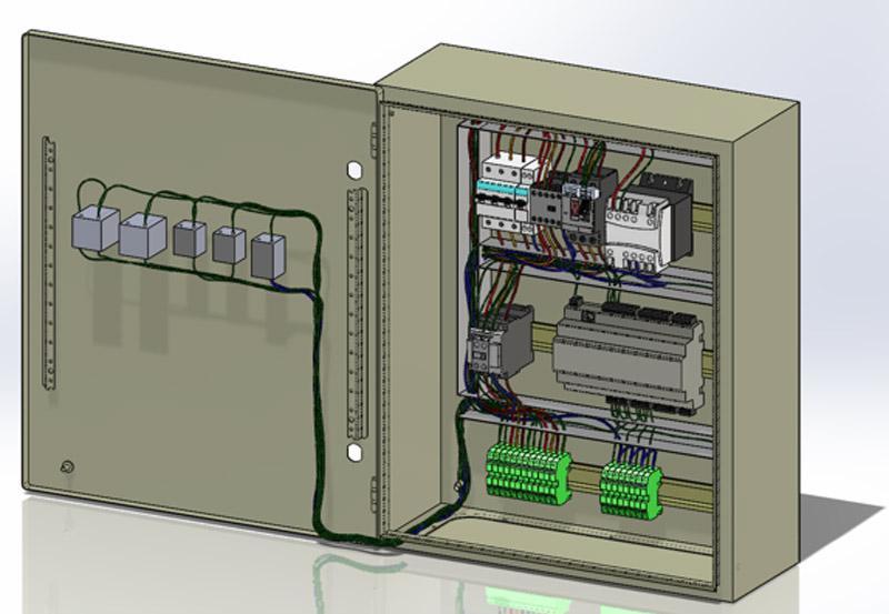 Logiciel De Conception électrique Solidworks Electrical Cadvision