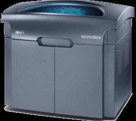 Imprimante 3D Objet Eden 350V Dentaire