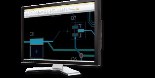 Logiciel ECAD SOLIDWORKS PCB